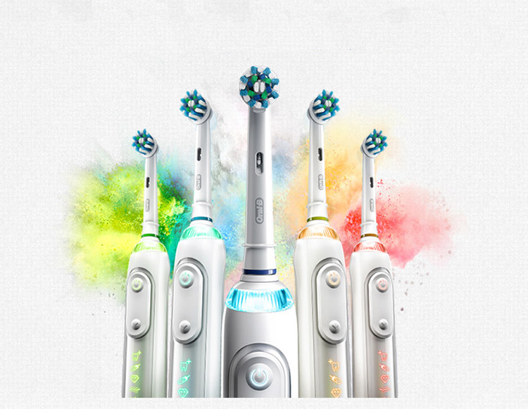 oral b pro 6000 smart ring