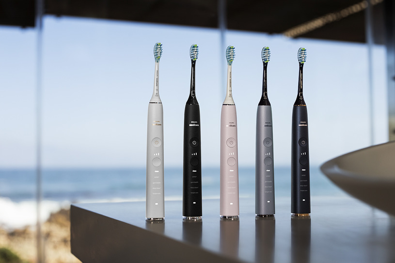 sonicare diamondclean smart color